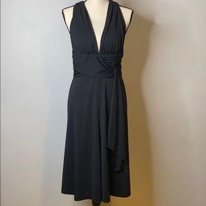 White House Black Market halter neck dress - 10